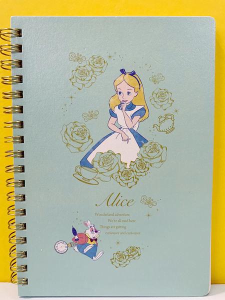 【震撼精品百貨】公主 系列Princess~線圈筆記本-愛麗絲51256