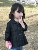 童裝女童襯衫春裝兒童寶寶長袖純棉白襯衣【奇趣小屋】