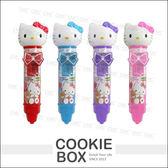 日本 KITTY 麥克風造型汽水糖 3g 附玩具 糖果 零食 *餅乾盒子*