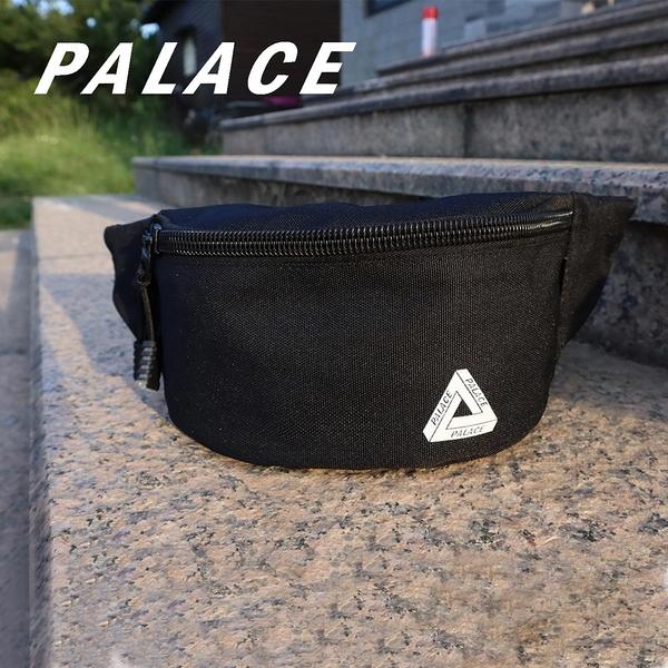 PALACE 簡單素色腰包 NO:S9340
