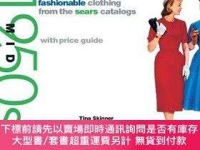 二手書博民逛書店Fashionable罕見Clothing From The Sears CatalogsY255174 Sk