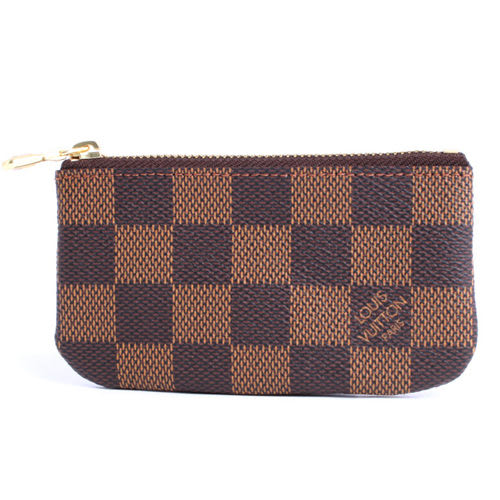 茱麗葉精品 全新精品 Louis Vuitton LV N62658 棋盤格紋小型方型鑰匙零錢包(預購)