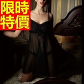 睡衣-亮麗俐落真絲質桑蠶絲裙裝女居家服57s11【時尚巴黎】