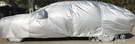 汽車噴漆專用遮蔽車衣通用車罩18拉鏈分體車衣防靜電牛津布輪轂罩 ATF 探索先鋒