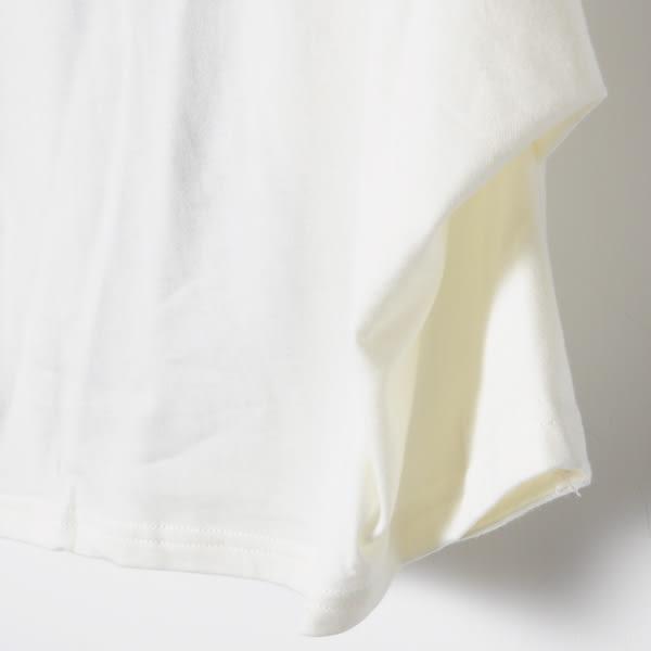 【Dailo】格子拼接視力表圖案上衣-白 (共三色)  10506