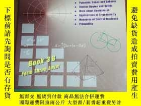 二手書博民逛書店NEW罕見JUNIOR FORM MATHEMATICS (WO