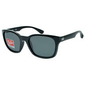 原廠公司貨-【Ray-Ban雷朋】4197F-601/71-NEW!雷朋新款太陽眼鏡(雷朋綠鏡面#亞洲加高鼻墊款)
