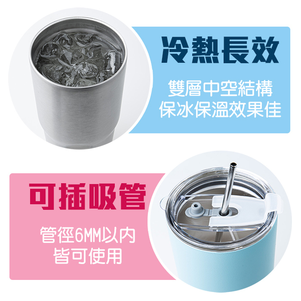 UdiLife 樂司【夠飲】GO飲真空不鏽鋼杯 850ml 荷藍-K0229