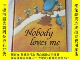 二手書博民逛書店Picture罕見Book:Nobody Loves MeY21