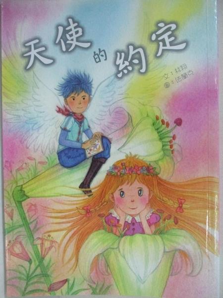 【書寶二手書T8/兒童文學_BET】天使的約定_林翔