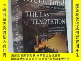 二手書博民逛書店The罕見Last Temptation 英文原版 大32開 厚冊Y85718 Val McDermid Ha