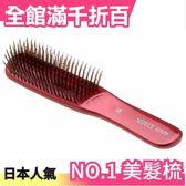 日本 永豐堂 秀髮保養梳 按摩美髮梳 日本亞馬遜銷售NO.01 池本刷子工業【小福部屋】