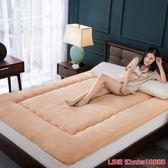 床墊冬季羊羔絨床墊子1.8m床2米雙人1.5家用床褥1.2保暖學生宿舍墊被JD CY潮流站