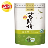 2018新 立頓 茗閒情活綠茶 (36入/包)