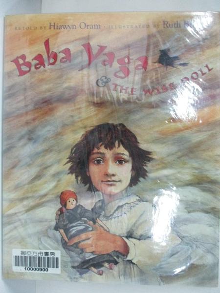 【書寶二手書T8/少年童書_J22】Baba Yaga and the Wise Doll_Anonymous