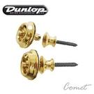 Dunlop安全背帶扣 SLS1034G 安全背帶扣 (金色)(U.S.A)