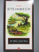 【書寶二手書T1/原文小說_ONJ】Of Mice and Men_Steinbeck, John