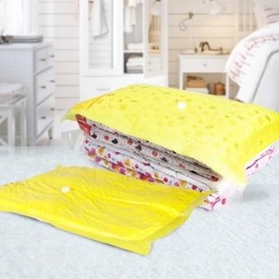 真空壓縮袋(八件套)-清新檸檬精湛工藝居家收納防塵套73l6【時尚巴黎】