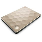 Seagate Backup Plus Ultra Slim 1TB 2.5吋 行動硬碟 白金/金