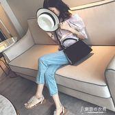 包包女歐美簡約夾口包大氣手提包百搭單肩斜背包 【東京衣秀】