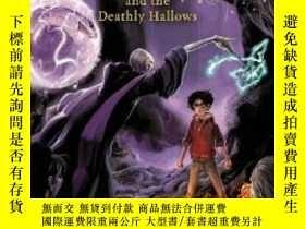 二手書博民逛書店Harry罕見Potter and the Deathly Hallows哈利波特與死亡聖器Y181671 J