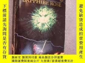 二手書博民逛書店THE罕見SAPPHIRE ROSE (BOOK THREE O