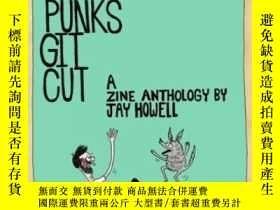 二手書博民逛書店Punks罕見Git Cut!Y360448 Jay Howell Last Gasp,U.S. ISBN:9