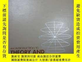 二手書博民逛書店Amnon罕見Yariv . An Introduction to Theory and Applications
