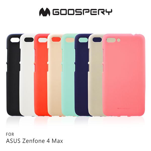 GOOSPERY ASUS ZenFone 4 Max ZC554KL SOFT FEELING 液態矽膠殼 軟套 保護殼 手機殼 ZF4M