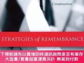 二手書博民逛書店Strategies罕見Of RemembranceY255174 M.lane Bruner The Uni