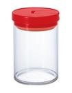 金時代書香咖啡 HARIO 咖啡保鮮罐 M 紅色 MCN-200R