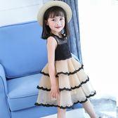 女童洋氣夏裝裙子新款韓版女孩公主裙蓬蓬紗超仙兒童洋裝潮 遇見生活