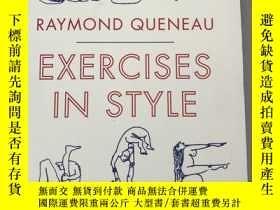二手書博民逛書店exercises罕見in styleY201013 Raymond Queneau Alma Classic