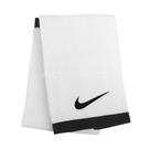 Nike 毛巾 Fundamental Towel 白 黑 Logo 棉 運動休閒【ACS】 NET1710-1MD