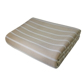 YAMAKAWA 6D含氧透氣冰絲涼墊-雙人(贈舒涼枕頭墊x2)