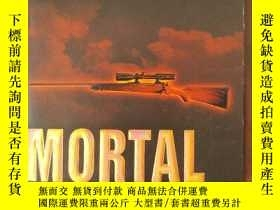 二手書博民逛書店臨死的獵物罕見MORTAL PREY(英文原版) BT (外來之