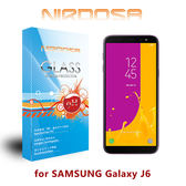快速出貨 NIRDOSA SAMSUNG Galaxy J6 9H 0.26mm 鋼化玻璃 螢幕保護貼