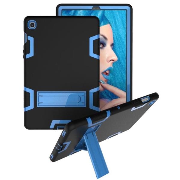 Samsung Galaxy Tab S3 S5e 9.7 10.5 雙層保護殼雙層抗震軟殼硬殼鎧甲盾平板保護殼保護套