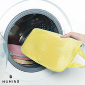 加厚 雙層 懶人 洗鞋袋 保護 洗衣機 洗衣袋 洗衣網 鞋袋 網袋 收納袋 可懸掛 掛勾 『無名』 N05128