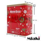 白蘭氏 聖誕PARTY鐵製禮盒(空盒) (可當存錢筒)