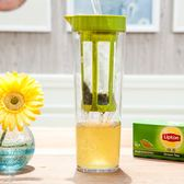 日本ASVEL冷水壺家用耐熱塑料涼杯泡茶裝果汁壺紮壺耐高溫涼水壺