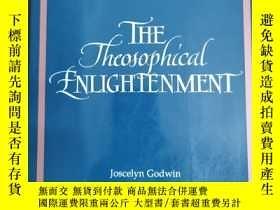 二手書博民逛書店英文原版:The罕見Theosophical Enlighten mentY367822 by Joscel