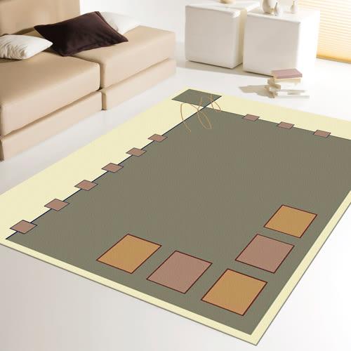 范登伯格地毯-帝國-絲質感地毯-印地安(棕)155x230cm