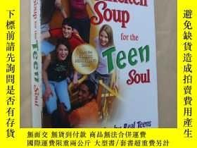 二手書博民逛書店Chicken罕見Soup for the teen Soul