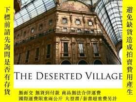 二手書博民逛書店The罕見Deserted VillageY256260 Oliver Goldsmith Nabu Pres