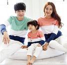 親子裝秋裝新款韓版長袖母子母女家庭裝套裝
