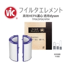 VIC 高效HEPA濾心 適用Dyson HP04 TP04 DP04