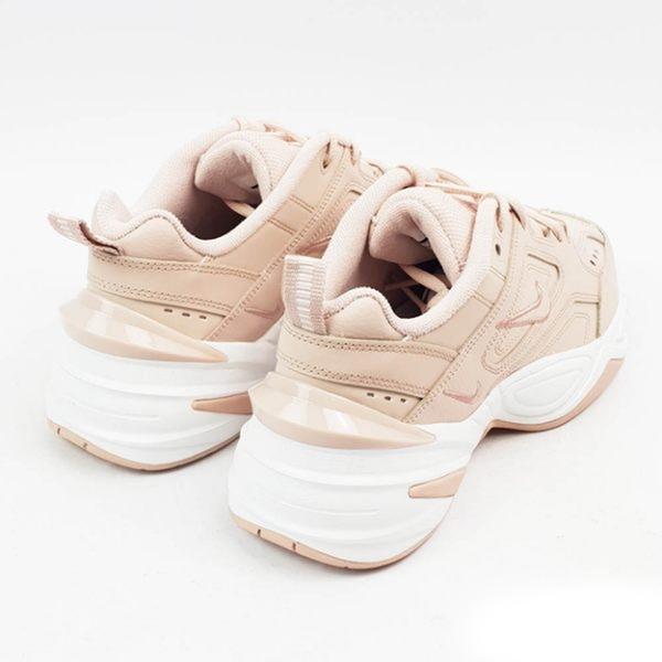 Kumo shoes-NIKE W NIKE M2K TEKNO 老爹鞋 粉色 潮流 經典 AO3108202