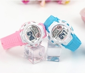兒童手錶女孩小學生運動手錶