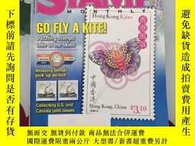 二手書博民逛書店SCOTT罕見STAMP MONTHLY MAY 2006Y248636 出版2006